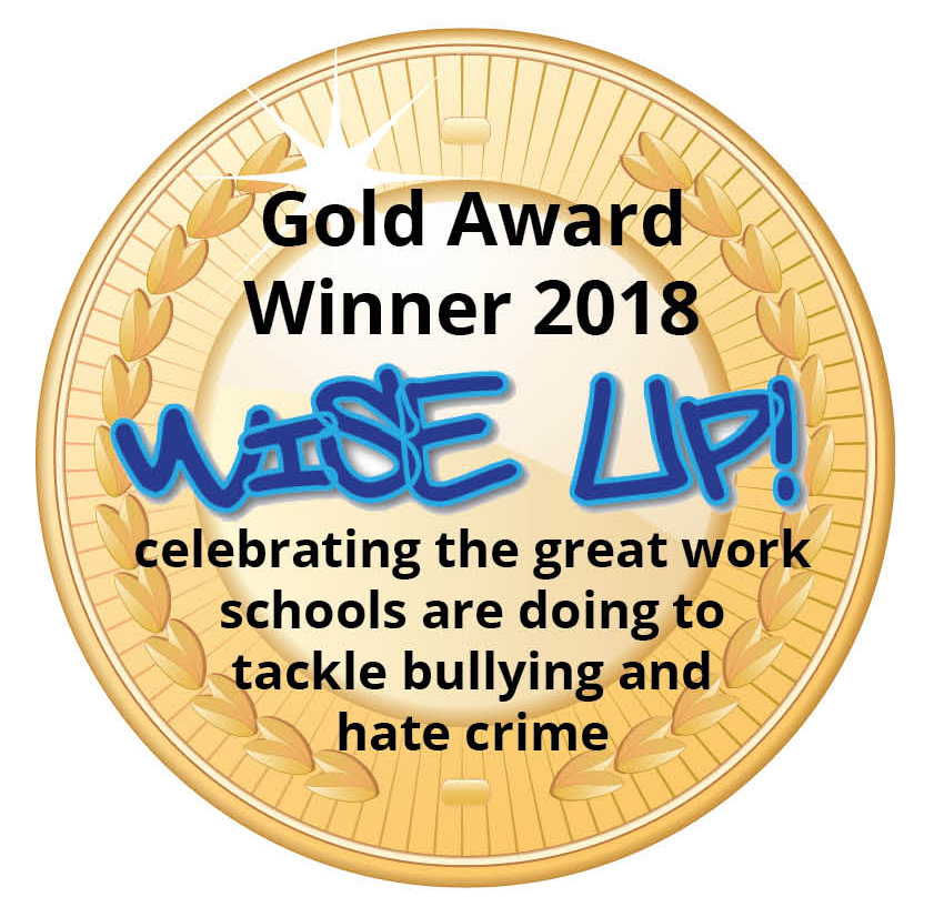 Gold Award logo 2018